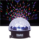 Solena Crystal Dome RGBW LED Effect Light