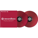 Pioneer DJ RB-VD1-CR Control Vinyl for rekordbox DJ Double Red Pack