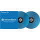 Pioneer DJ RB-VD1-CB Control Vinyl for rekordbox DJ Double Blue Pack