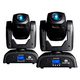 ADJ American DJ Pocket Pro 25W LED Moving Head Light 2-Pack