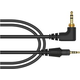 Pioneer HC-CA0602 1.6m Coiled Headphone Cable for HDJ-X7/X5