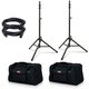 Ultimate 10-Inch Powered Speaker Accessory Pack