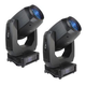 Blizzard G-Mix 200 LED Moving Head Light 2-Pack