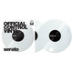Serato SCV-PS-CLE-7 7In Control Vinyl Clear Pair