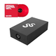 SoundSwitch DMX Interface for Serato DJ with Red Vinyl