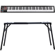 Icon iKeyboard 8X 88-Key USB Keyboard Controller with Stand