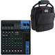 Yamaha MG10 10-Channel Analog Mixer w/ Gator Bag
