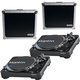 Stanton T.92 M2 USB Turntables w/ Road Cases