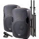 Gemini PA-SYS15 Complete Dual-Speaker PA System