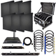 Blizzard IRiS 3x2 R3 LED Video Wall System