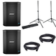 Bose S1 Pro Multi-Position PA System Pair w/ Stands