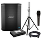 Bose S1 Pro Multi-Position PA System & Battery w/ Stand & Mic