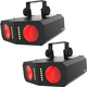 Chauvet Duo Moon Plug-and-Play LED Light 2-Pack