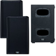 QSC K12.2 Powered Speakers (x2) & KS112 Powered Compact Subwoofer