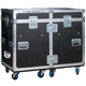 Elation DRCFLXTOUR Dual Case for Platinum FLX