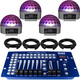 Blizzard Snowball RGBW 4-Pack Lighting System