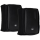 RCF HD10-A MK4 Powered Speakers w/ Covers