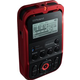 Roland R-07 Portable Audio Recorder - Red