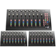Icon Platform M+ Desktop DAW Control Surface with Control Surface Extenders