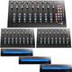 Icon Platform M+ Desktop DAW Control Surface & Extender/Display Pack