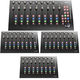Icon Platform M+ Desktop DAW with 3 Control Surface Extenders