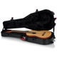 Gator TSA Series ATA Molded Classical Guitar Case