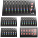 Icon Platform M+ Desktop DAW Controller Large Control Surface Extender Package