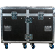 Elation DRC35TOUR PLATINUMSPOT35PRO Dual Road Case