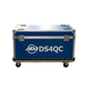ADJ American DJ DS4QCFC10 10 Panel Flight Case for DS4QC