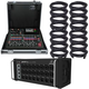 Behringer X32 Compact & SD16 Stage Box Bundle
