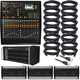 Behringer X32 Producer Digital Mixer Small Stage Package