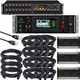 Behringer X32 Rack Digital Mixer Small Stage Package