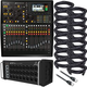 Behringer X32 Producer & SD16 Stage Box Bundle