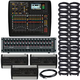 Behringer X32 Compact Digital Mixer Large Stage Package