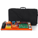 Gator GPB-XBAK-OR Orange Aluminum Pedal Board