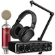 Blue Spark SL Podcast Bundle w/ HRM-5 Headphones