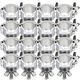 Global Truss Light Duty Jr Clamp 16-Pack for F23 Truss Series