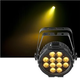 Chauvet SlimPAR Pro W USB DMX White LED Wash Light