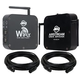 ADJ American DJ Airstream Bridge WiFi DMX System w/ DMX Cables