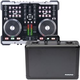 American Audio VMS2 & MGA41100 Carry-Lite DJ Case