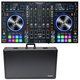 Denon MC7000 & Magma MGA41102 Carry-Lite DJ Case