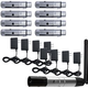 Blizzard wiCICLE Skywire Wireless DMX System w/ 8 Receivers