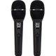 Electro-Voice ND76 Dynamic Vocal Mic w/ Switch 2-Pack