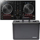Pioneer DDJ-RB DJ Controller for rekordbox w/ Carry-Lite DJ Case