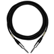Mogami CorePlus TRS to TRS Cable 1 Foot