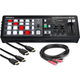 Roland XS-1HD A/V Matrix Switcher w/ HDMI & RCA Cables
