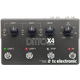 TC Electronic Ditto X4 Looper Intuitive Dual Guitar Pedal