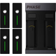 Phase Ultimate 2-Channel Wireless DVS System w/ 4 Remotes