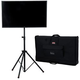 Gator GFW-AV-LCD-2 Monitor Stand with LCD Tote LG Transport Bag