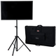 Gator GFW-AV-LCD-2 Monitor Stand with LCD Tote 50 Transport Bag